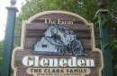 Here is a sandblasted sign that we did almost 15 years ago. Still holding up strong