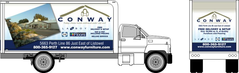 ... Here Is A Concept For Conway Furniture