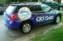 CJCS Vehicle Wrap