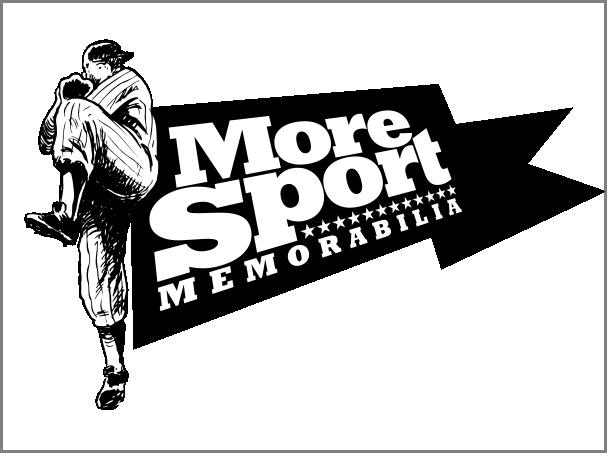 More Sport Memorabilia